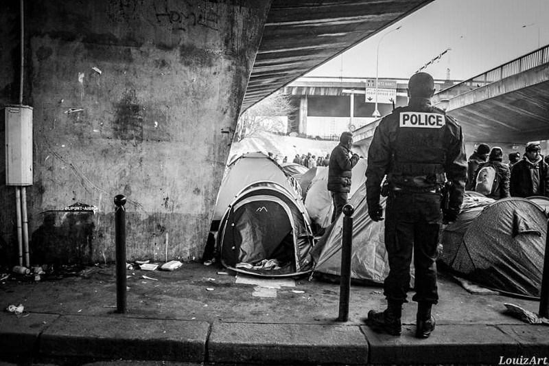 """antira-Wochenschau: Camp-Räumung in Paris, Adoptionen aus Sri-Lanka, Rückkehr-""""Werbespots"""""""