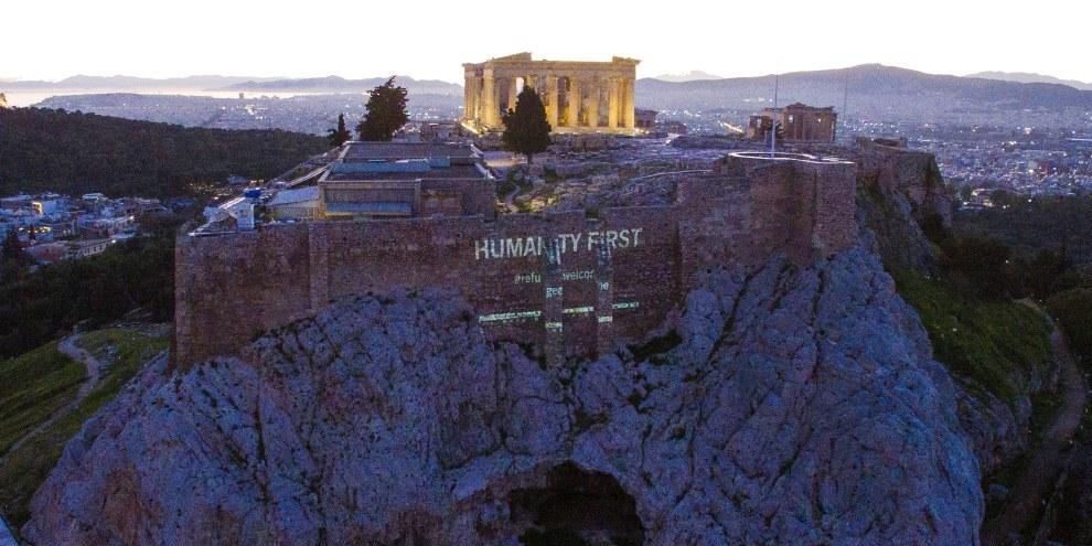 Leiden wegen EU-Türkei-Deal, Ausschaffungen trotz Völkerrecht, Busentführung in Italien