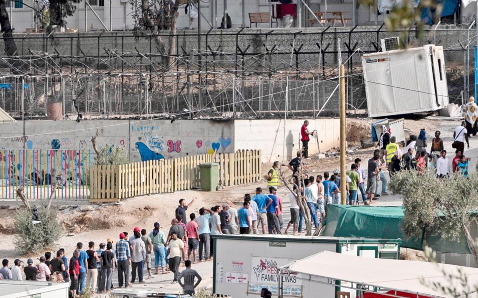 Die neue Regierung in Griechenland bringt mehr Abschottung, Abschiebungen und Entrechtung von Geflüchteten