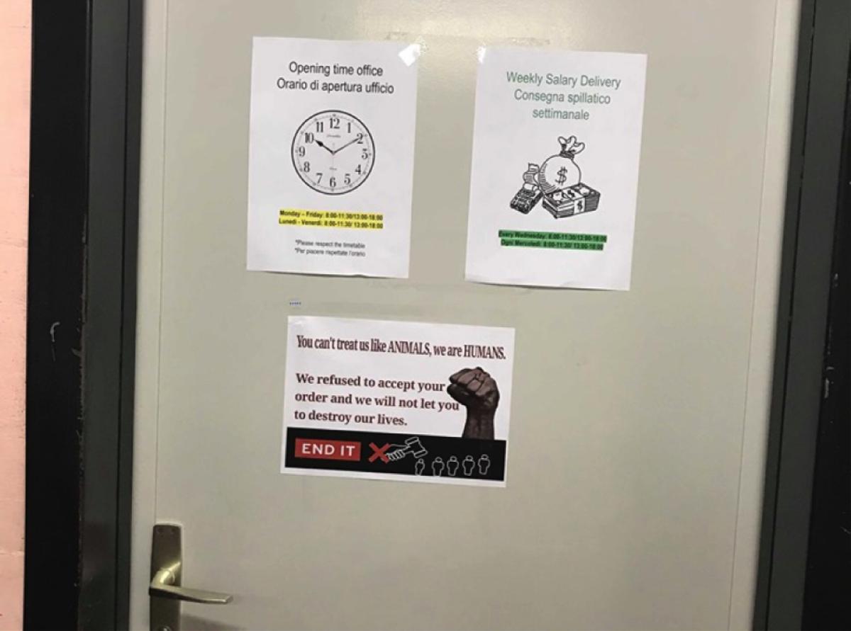 antira-Wochenschau: Brutale Zwangsausschaffungen, widerständiger Hungerstreik, diskriminierte Fahrende
