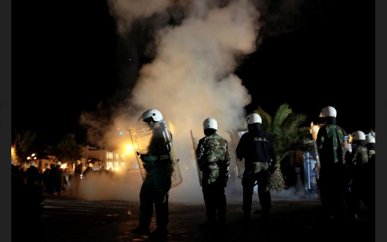 antira-Wochenschau: Mehr Geld für private Sicherheitsfirmen, Hungerstreik gegen Abschiebung, Präventivhaft in Bayern