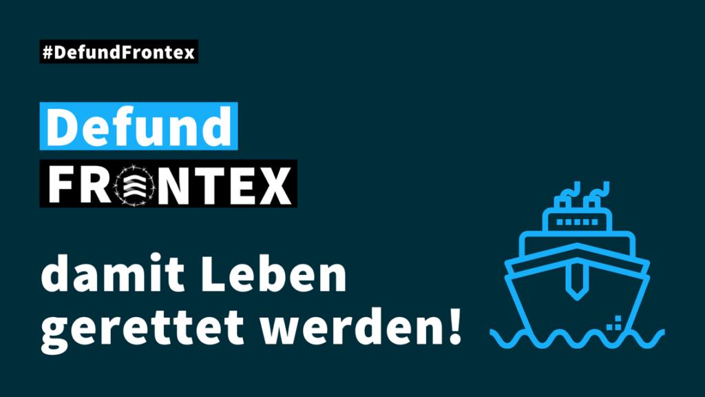 Signet #DefundFrontex
